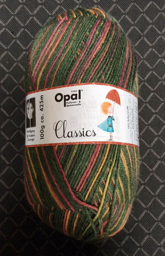 "OPAL Sockenwolle  ""Classic"" 4-fach (9063)"