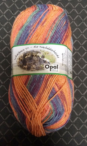 "OPAL Sockenwolle  ""Schafpate"" 4-fach (8907)"