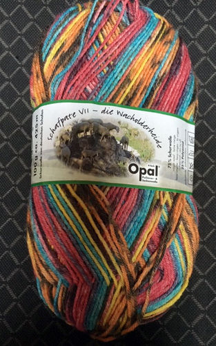 "OPAL Sockenwolle  ""Schafpate"" 4-fach (8901)"